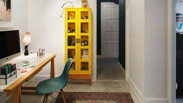 Creative Home Offices Small Spaces Design Inspiration