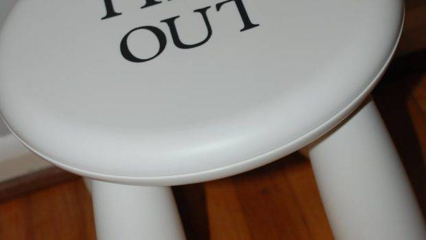 Creative Side Diy Time Out Stool