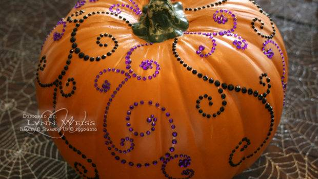 Creative Southern Belle Top Pumpkin Decorating Ideas
