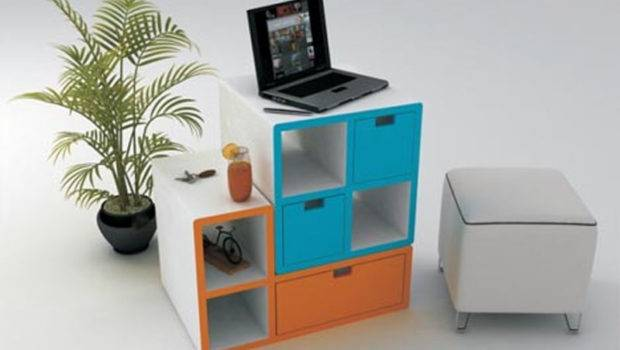 Creative Tetris Furniture Design