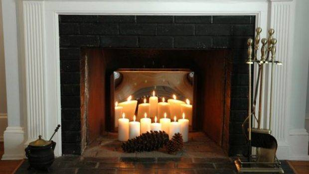 Creative Ways Decorate Your Fireplace