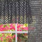Crochet Curtains Dress Every Window Your Home