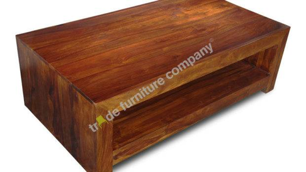 Cube Furniture Coffee Table Med