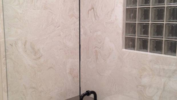 Cultured Marble Shower Walls Cost Price
