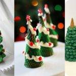 Cupcake Tree Looks Delicious Green Christmas Trees