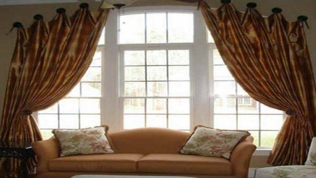 Curtain Ideas Living Room Window