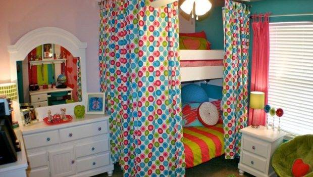 Curtains Around Bed Curtain Kids Eclectic