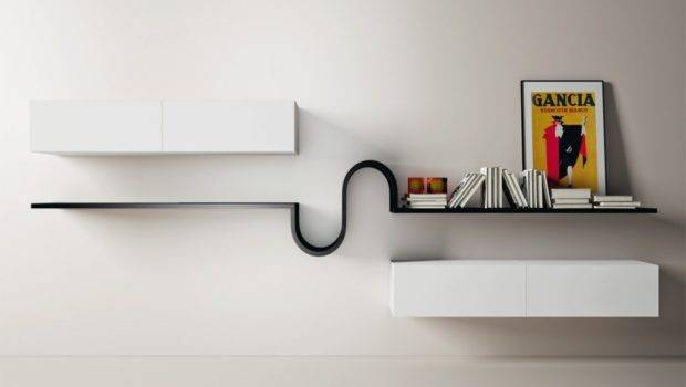 Curved Shelf Interiornews