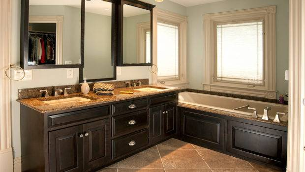 Custom Bathroom Vanities Decor Industry Standard Design