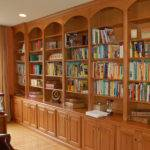 Custom Bookcases High End Shelving Cabinetry