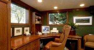 Custom Home Office Design Furniture