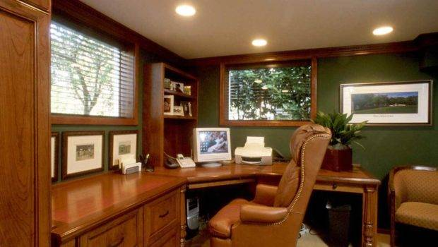 Custom Home Office Furniture Design