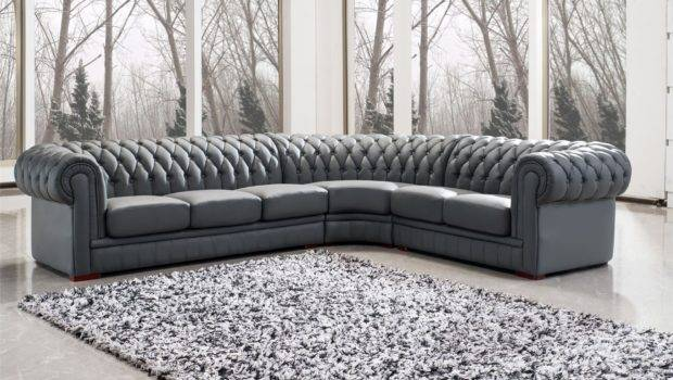 Custom Leather Sectional Sofa Beds Design Marvellous