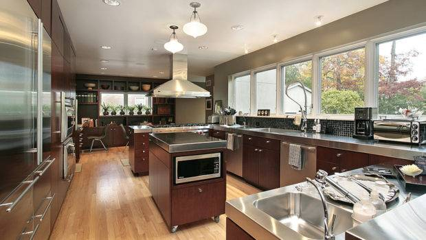 Custom Luxury Kitchen Designs Part