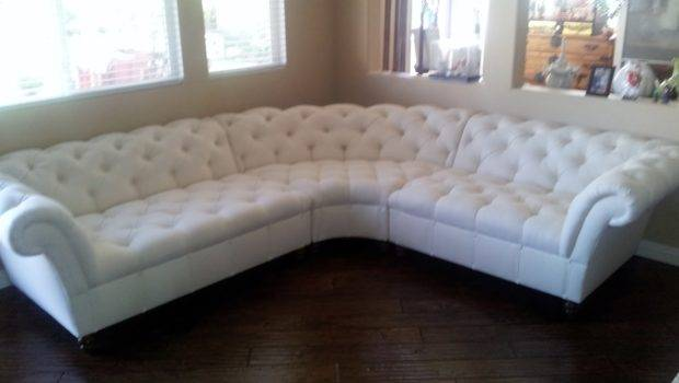 Custom Made Sectional Sofas Perfect Grain Leather