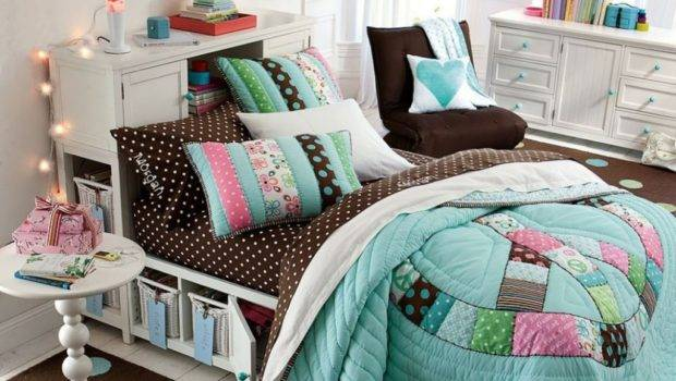 Cute Cool Teenage Girl Bedroom Decor Ideas