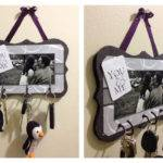 Cute Key Rack Diy Pinterest