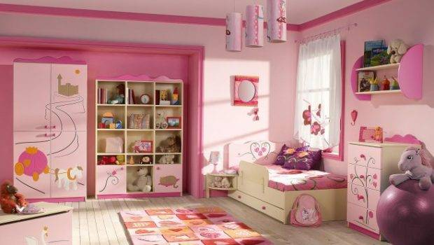 Cute Pink Bedroom Furniture Decorating Ideas Teenage Girls New