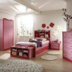 Cute Teenage Girl Bedroom Design Ideas