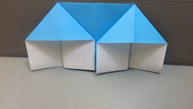 Daily Origami House Youtube