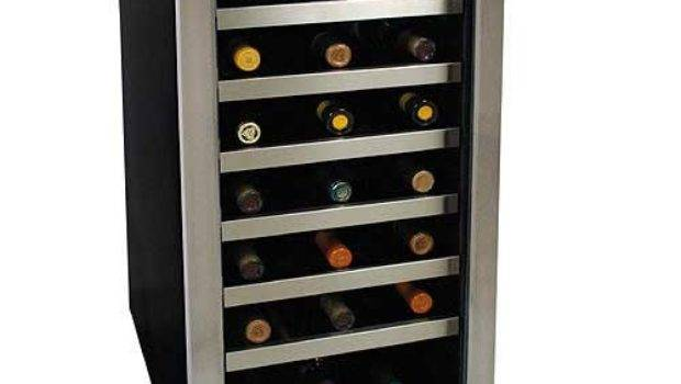 Danby Silhouette Dwc Bls Wine Refrigerator Review