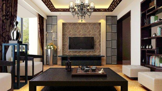Dark Brown Paint Living Room Color Ideas