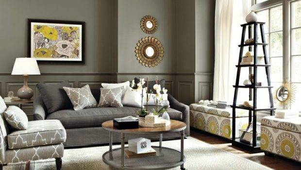 Dark Gray Living Room Home Painting Projects Pinterest