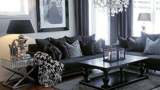 Dark Grey Leather Sofa Decorating Ideas Brokeasshome