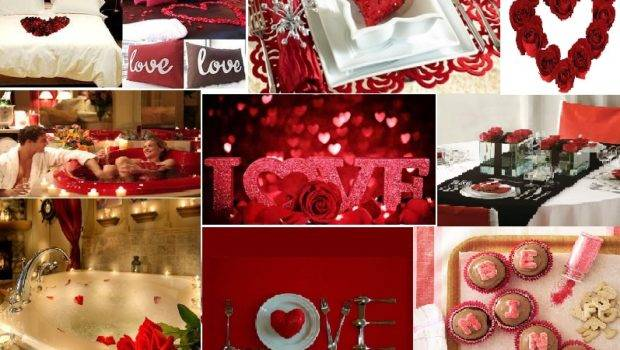 Day Decorations Add Little Valentine Romance Every Room