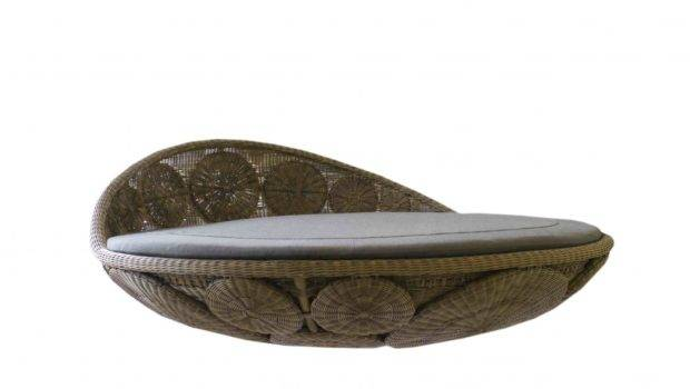Daybed Outdoor Round Canopy