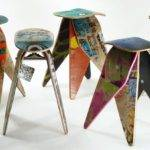 Deckstool Recycled Skateboard Furniture Homewares