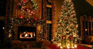 Decor Christmas Tree Corations Awesome Iving Room