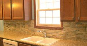Decor Ideas Kitchen Granite Counter Backsplash