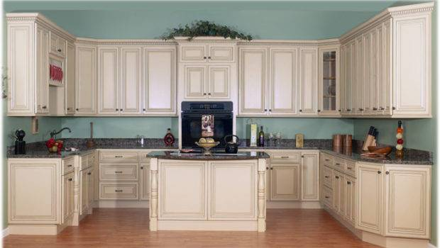 Decorate Around Plain White Cabinets Kitchen