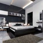 Decorate Gray Black Bedroom Ideas