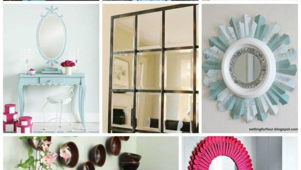 Decorate Mirror Frame All