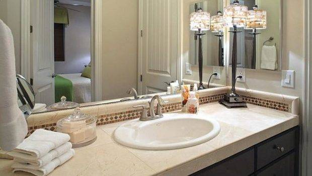 Decorate Small Bathroom Like Spa House Remodeling