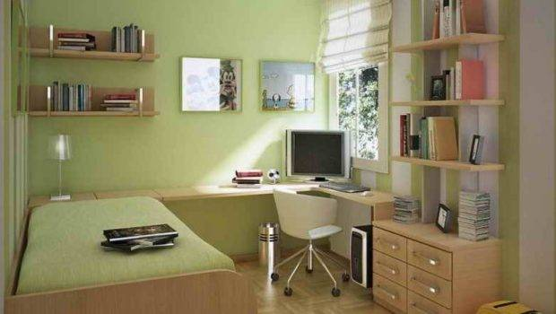 Decorate Small Bedroom Apartment