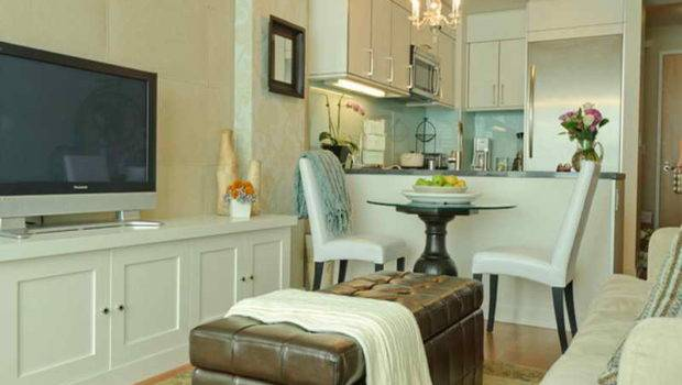 Decorate Small Living Room Space