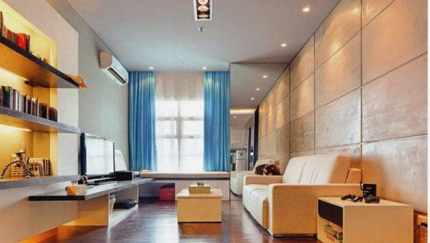 Decorate Studio Apartment Lighting Design