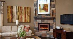 Decorate Unused Fireplace Ideas