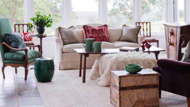 Decorate Your Own Country Living Room