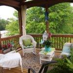 Decorating Ideas Budget Considering Small Patio