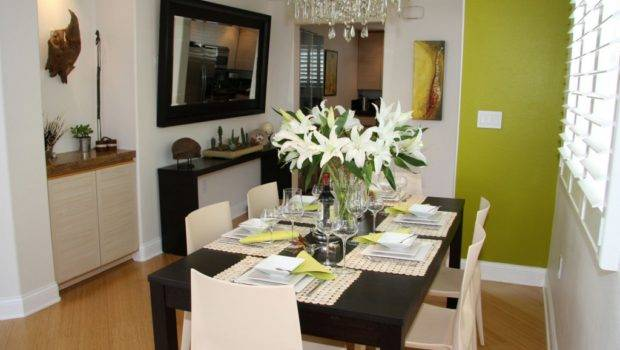 Decorating Ideas Dining Room Walls Living