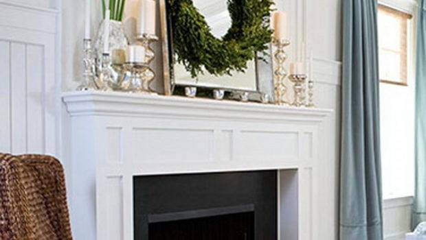 Decorating Ideas Fireplace Mantel Dream House Experience