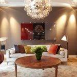 Decorating Ideas Living Room Glamour Home