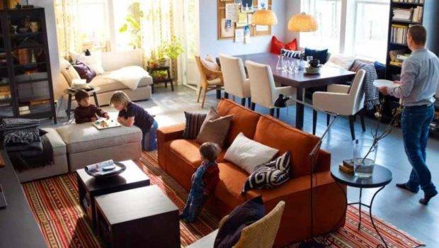 Decorating Ikea Living Room Design Ideas Small Space