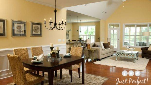Decorating Real Estate Staging House Decor Open Floor Plan