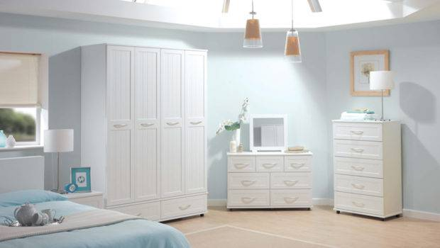 Decorating Room White Furniture Home Designs