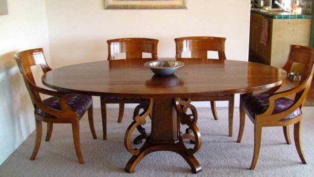 Decorating Round Dining Table Benefits
